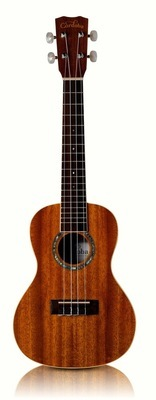 Cordoba 15CM - Concert Ukulele with Cordoba Deluxe Gig Bag and Cordoba Digital Tuner