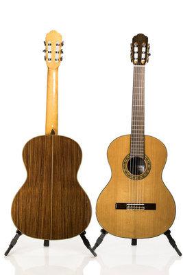 Calido CG 1210CX - Lattice Braced - Solid Cedar Top - Intermediate Level Student Guitar