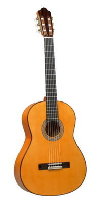 Estevé 8F - Professional Level Flamenco Guitar - All Solid Woods - Handcrafted in Valencia, Spain