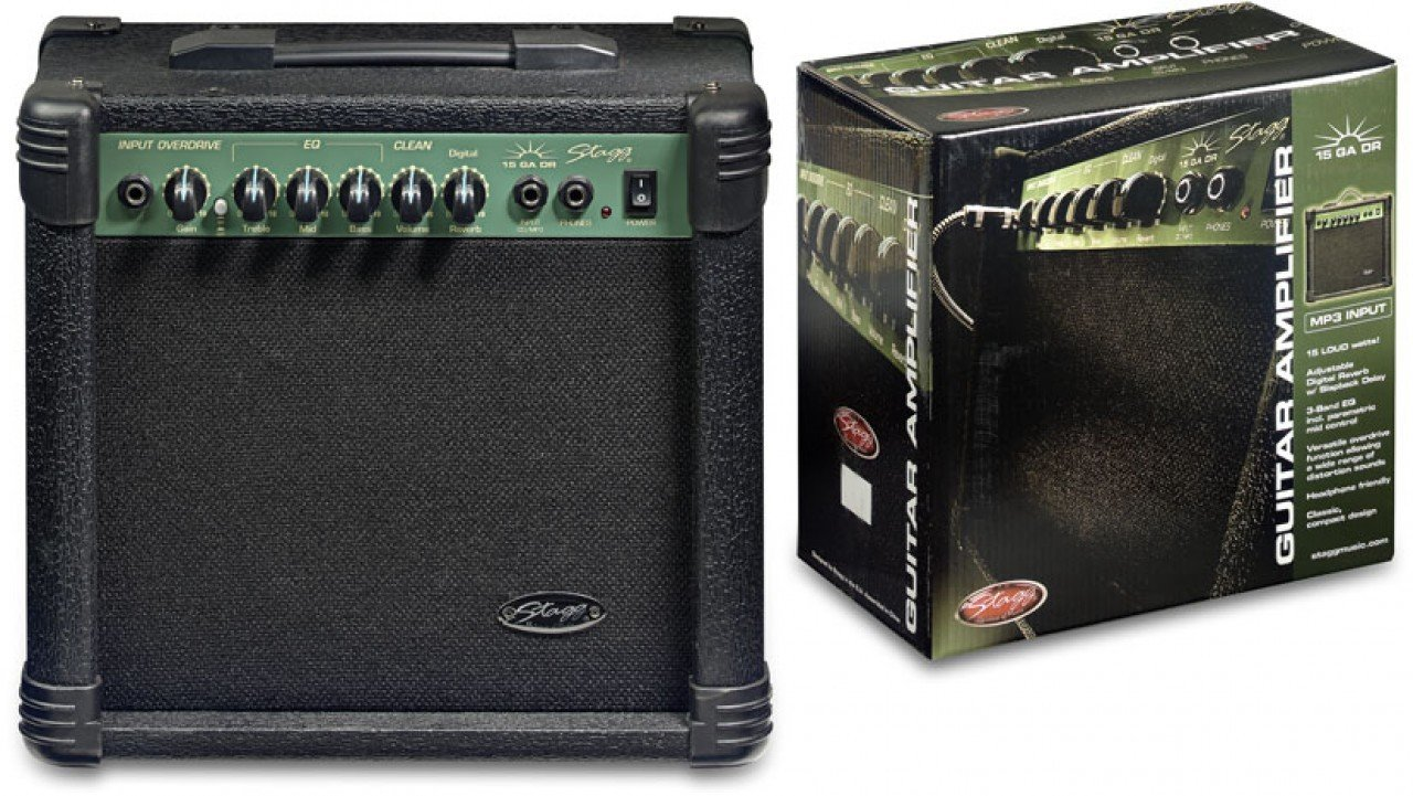 Great small amp for electric guitars