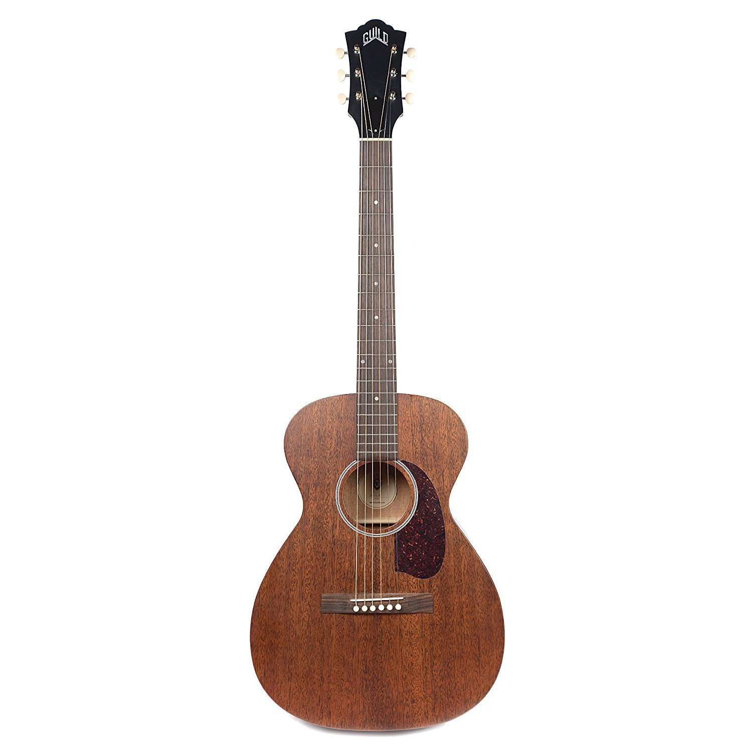 Guild M-20E -  Acoustic Electric Steel String Guitar - Hand Made in USA