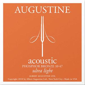 Augustine Acoustic Phosphor Bronze, Ultra Light