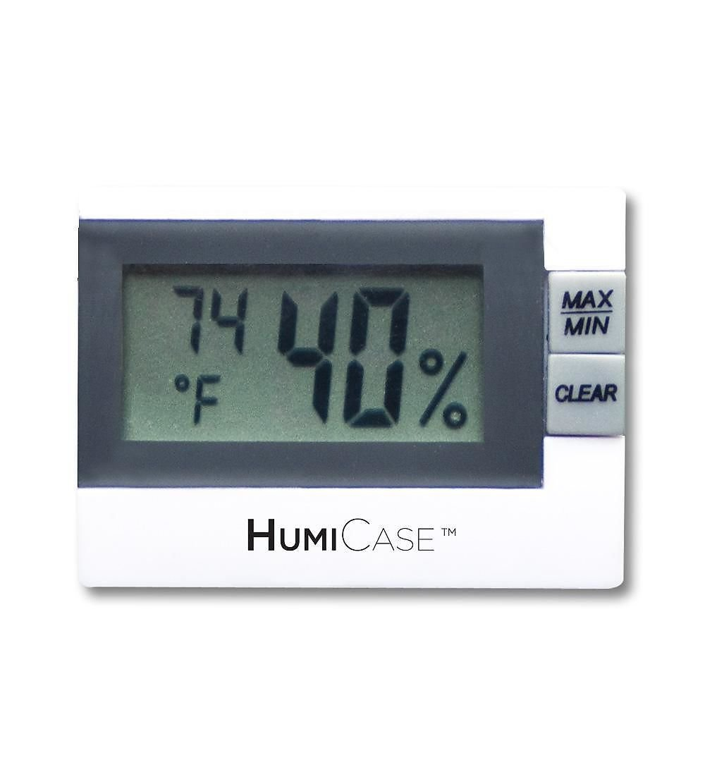 Humicase Mini Digital Hygro-Thermometer 00185