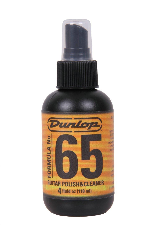 Dunlop 654 Formula 65 Guitar Polish & Cleaner 4oz. 00186