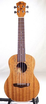 Winzz Sunrise Tenor Ukulele - All Mahogany