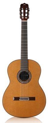 Cordoba C9 Crossover - Solid Cedar Top, Solid Mahogany Back/Sides Classical Guitar - Natural