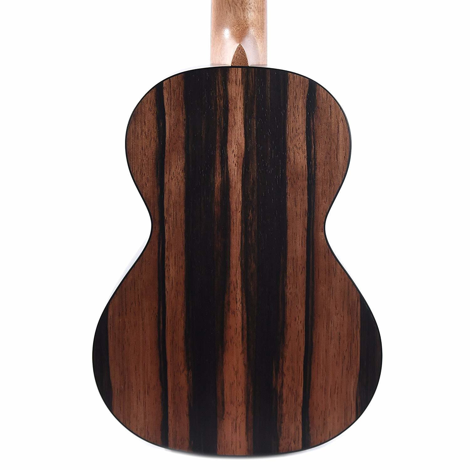 Exotic Striped Ebony back/sides