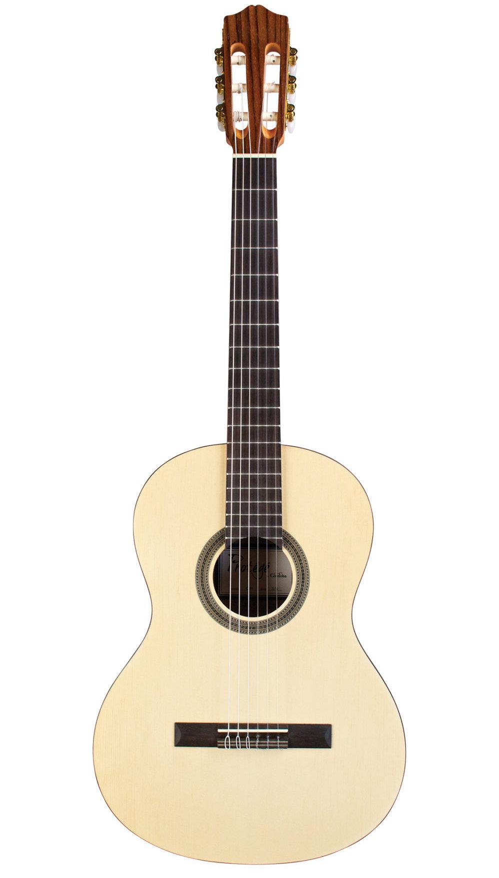 Spruce top Cordoba Protegé C1M ¾ Size Classical Guitar