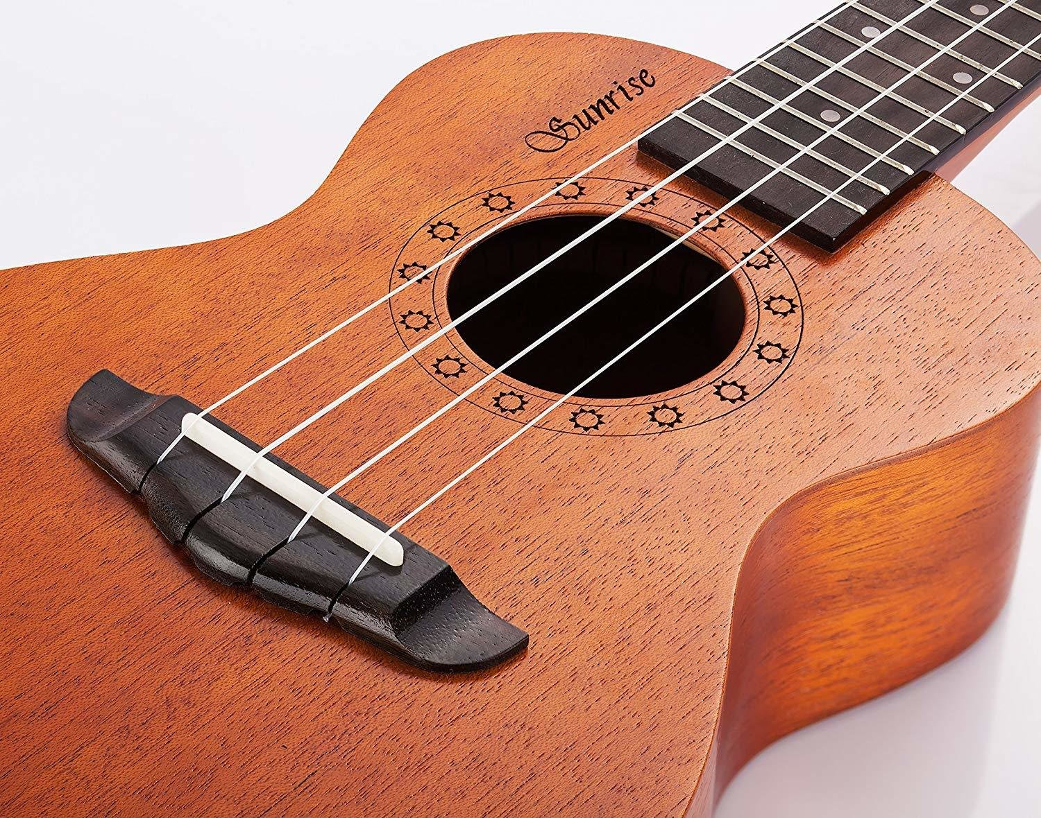 Sunrise Series - Also available in Concert, Tenor, and Baritone sizes