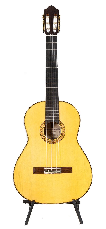 Estevé 6F - Guitarras Estevé Flamenco Guitar - Handcrafted in Valencia, Spain