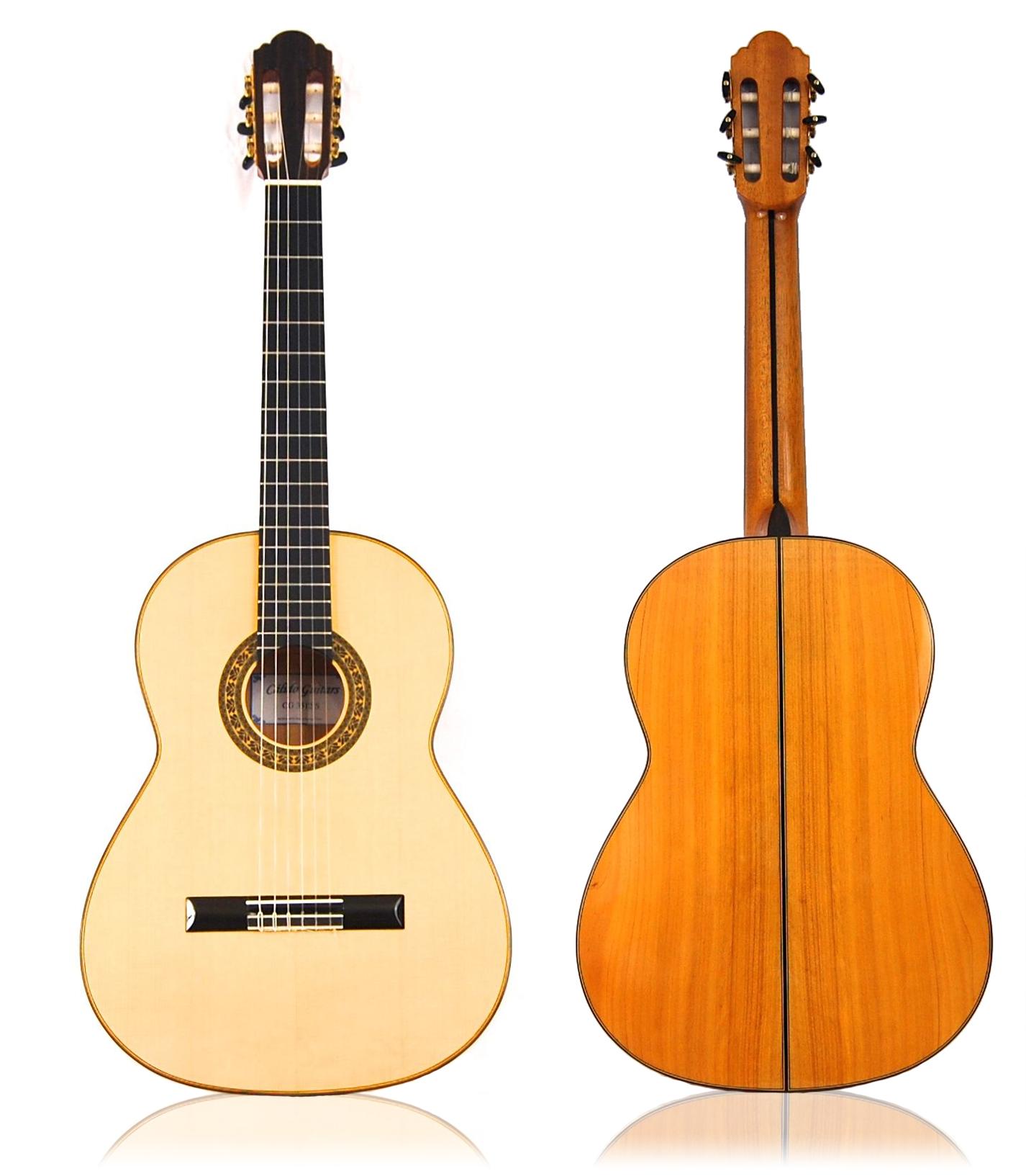Calido CG 3512-S Advanced Classical Guitar 3512-S