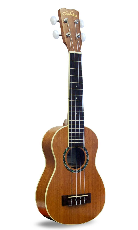 Cordoba 15SM - Soprano Ukulele 00095