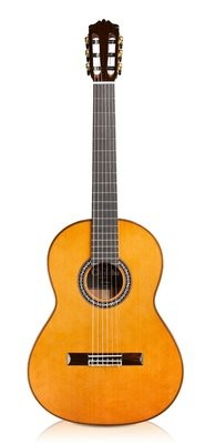 Cordoba C10 Parlor - Solid Cedar Top Acoustic Nylon String Parlor Size (⅞) Guitar