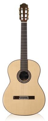 Cordoba C9 C-E SP - Solid Spruce Top, Solid Mahogany Back/Sides - Fishman Sonotone Electronics