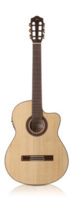 Cordoba GK Studio  - Gypsy King Signature Acoustic Electric Flamenco Guitar