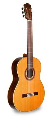 Cordoba F7 Paco Flamenco Guitar - Solid Cedar Top, Indian Rosewood back/sides