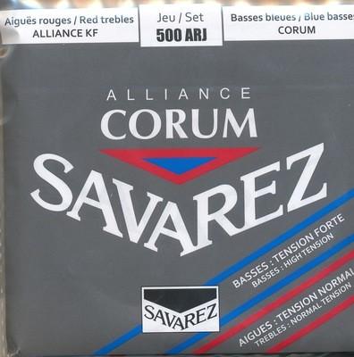 Savarez 500ARJ Classical Guitar Strings