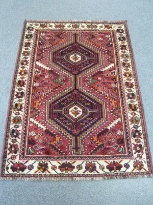 Persian Tribal Rug Sold.
