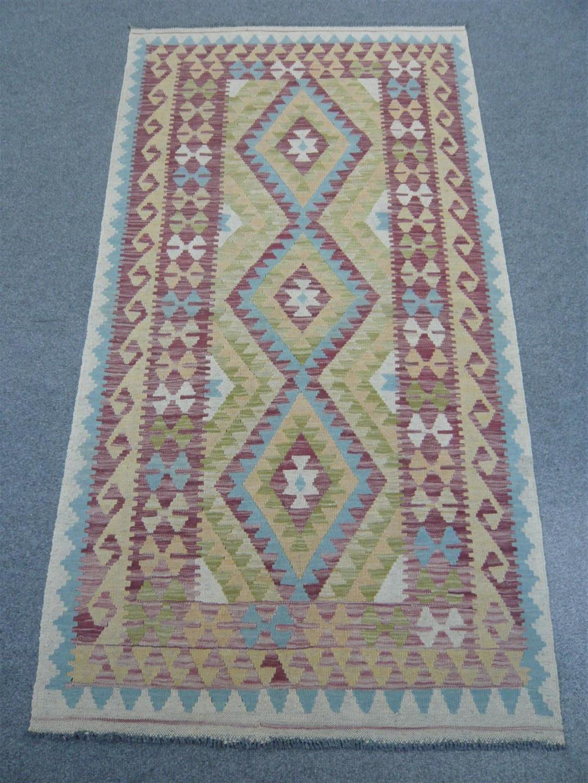 Natural Dyed Kilim 1218006