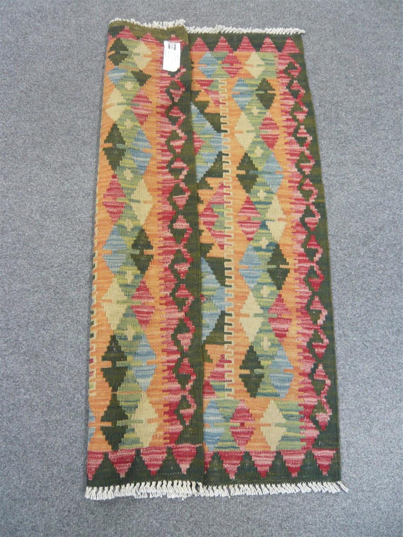 Natural Dyed Kilim