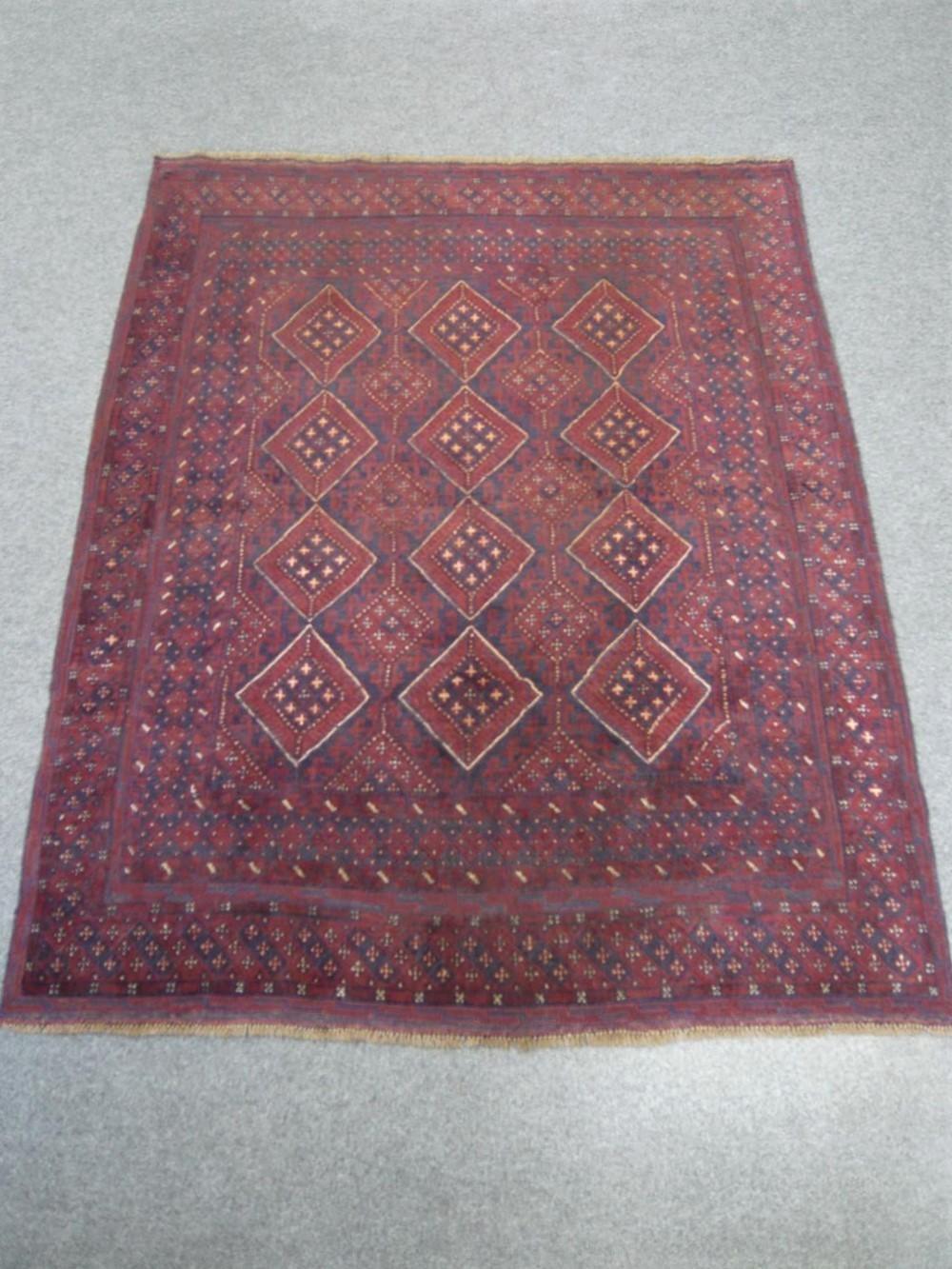 Fine Afghan Tribal Kelim - Now Sold.