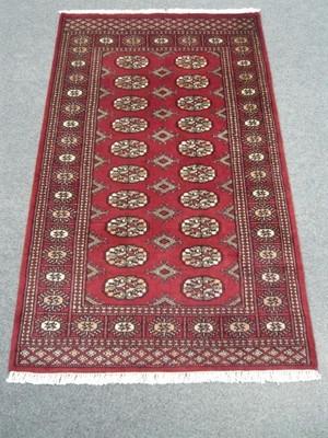 Pakistan Bokhara Sold.