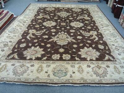Pakistan Natural Dyed Rug. NOW HALF PRICE