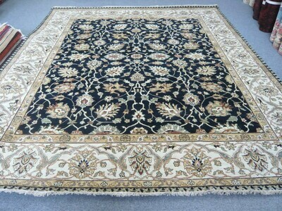 Indian Natural Dyed Rug - Half Price