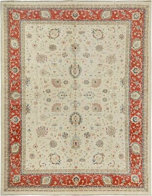 Fine Afghan Rug - Now Sold