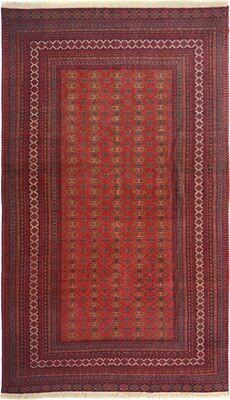 Fine Afghan Rug Sold.