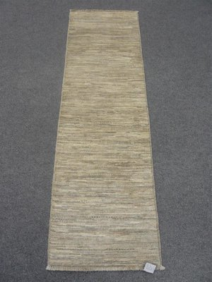 Pakistan Natural Dyed Runner Grey