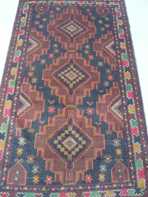 Fine Afghan Tribal Rug