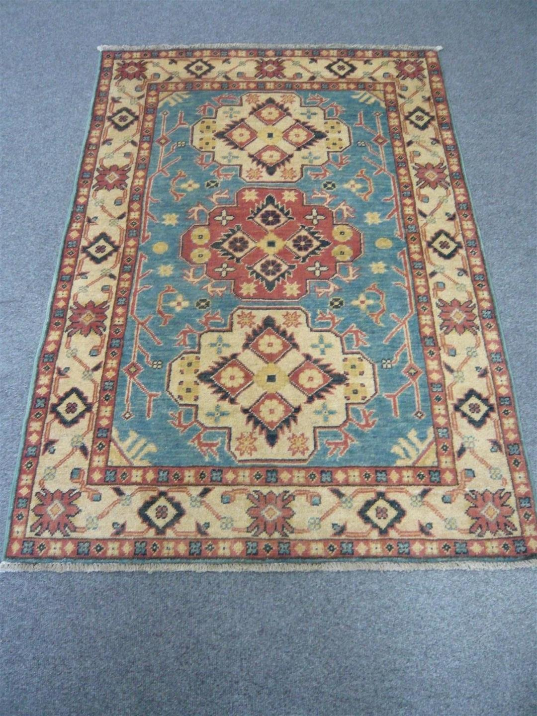 Pakistan Rug Blue