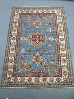 Fine Pakistan Rug Blue