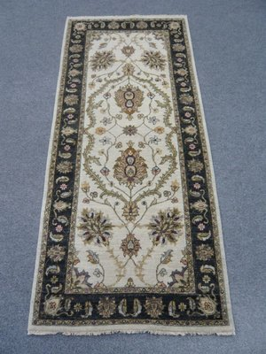 Indian Natural Dyed Runner 6'