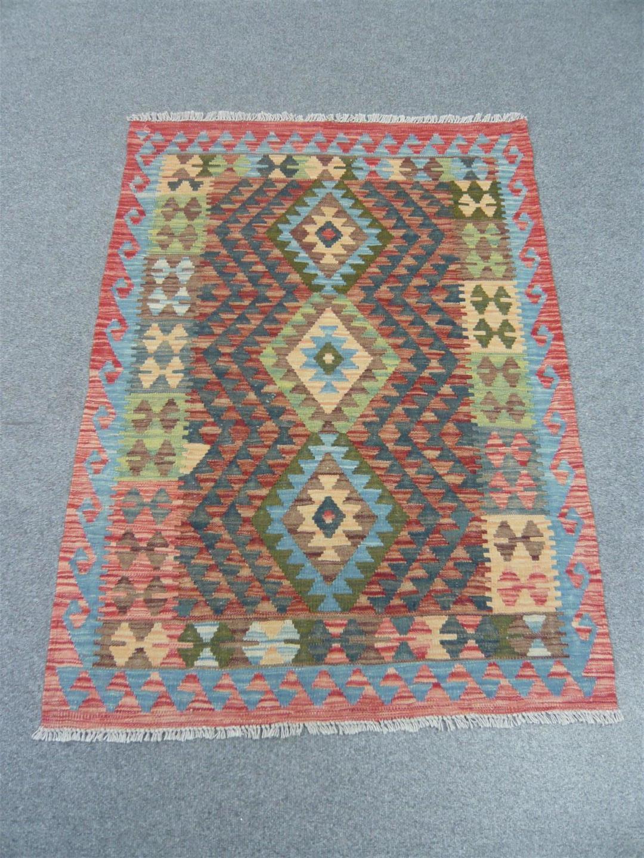 Natural Dyed Kilim 1218007