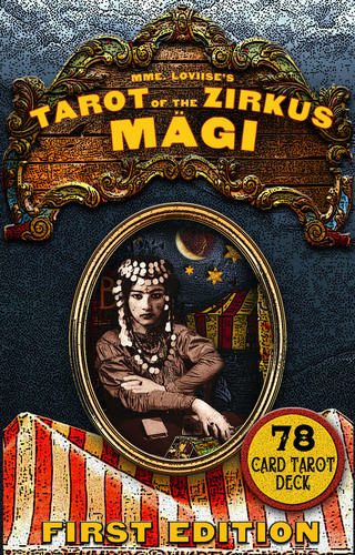 Tarot of The Zirkus Mägi - LIMITED FIRST EDITION