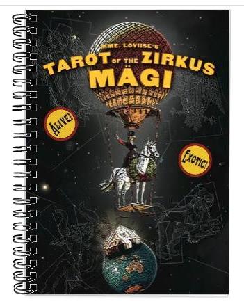 ZIRKUS MAGI Tarot Journal
