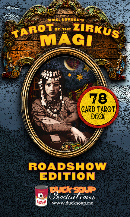 Tarot of The Zirkus Mägi - ROADSHOW Edition