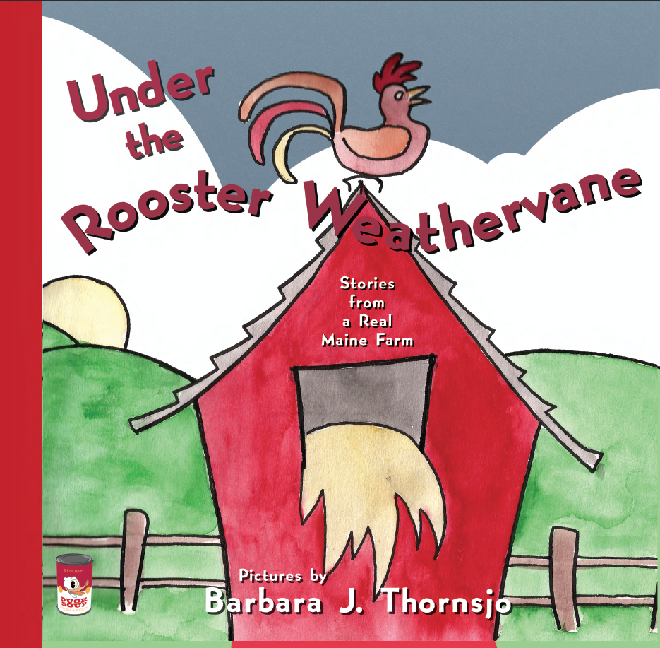 UNDER THE ROOSTER WEATHERVANE - PDF eBook Edition