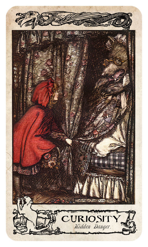 The ARTHUR RACKHAM Oracle
