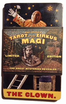Tarot of The Zirkus Mägi - original MAJORS edition