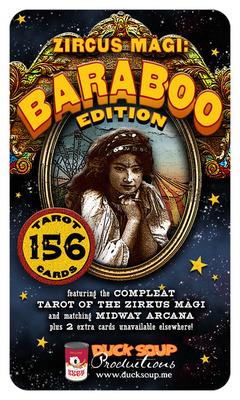 Tarot of the Zirkus Mägi - Big BARABOO Edition