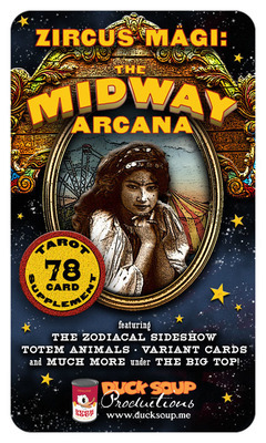 Zirkus Mägi - The MIDWAY Arcana