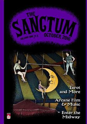 THE SANCTUM, Vol. 1, #2: PDF Edition