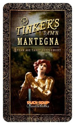 Tinker's Damn MANTEGNA - Medieval Cosmology Deck... and More!