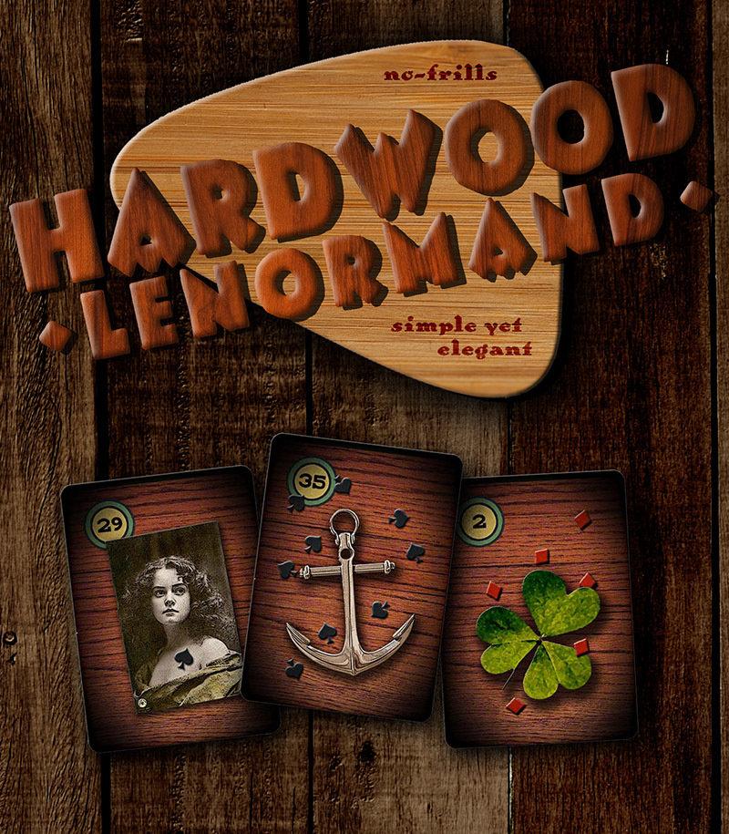 Hardwood Lenormand
