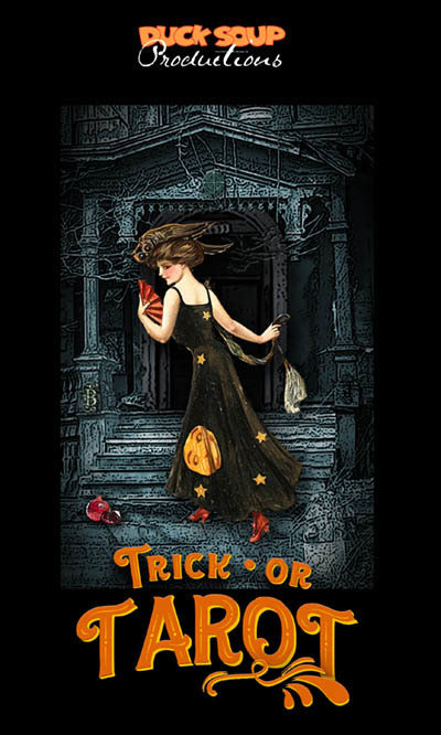 WHOLESALE: Trick Or Tarot POPULAR EDITION