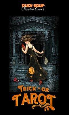 WHOLESALE: Trick Or Tarot POPULAR EDITION