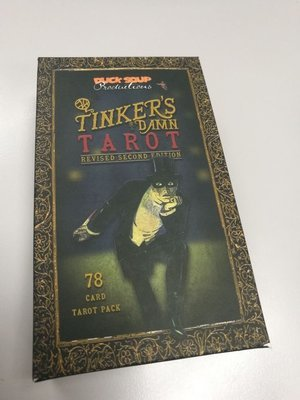 TINKER'S DAMN TAROT: NEW Revised Second Edition